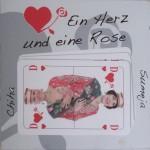 Ein Herz und eine rose - CD cover